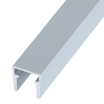 led strip alum profile xc0020 glasses recessed onthe profile for commodity shelf