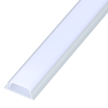 led strip alum profile xc0027 bendable sidemounting cove lighting