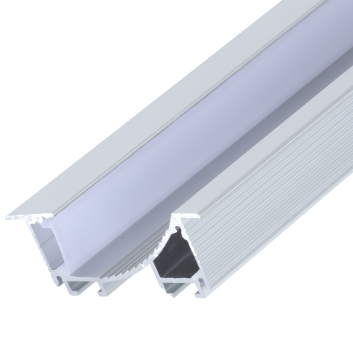 led strip alum profile xc0029  for wall light