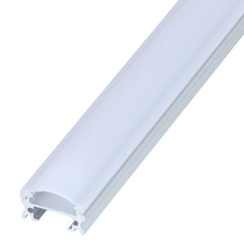 led strip alum profile xc0037 Adsorbed on iron shelves