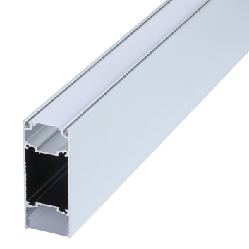 perfil de alum do tira conduzida xc0051 Up e downLighting com motorista interno
