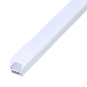 led strip alum profile xc0053 surface mounting on the wall with large beam angle