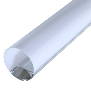 bande led profil alun xc0057 SuspendedInstallation tube