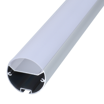 bande led profil alun xc0058 SuspendedInstallation tube