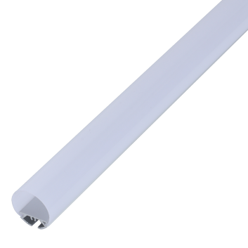 led strip alum profile xc0060 low voltage Suspended installation with external driver