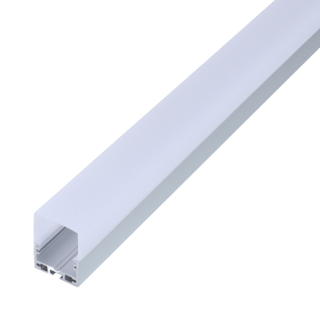 led strip alum profile xc0061  low voltageSuspended installation unlinkable with external driver