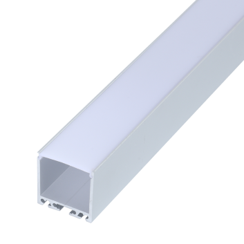 led strip alum profile xc0062  low voltage Suspended installation unlinkable with external driver
