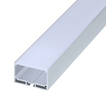 led strip alum profile xc0063  low voltage Suspended installation unlinkable with external driver