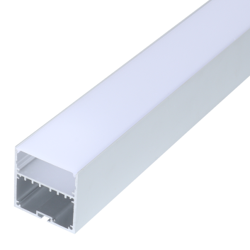 led strip alum profile xc0068    Suspended installation unlinkable with external driver
