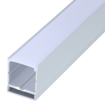 led strip alum profile xc0071 surface mounting on the ceiling or Wall with external driver