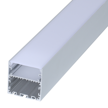 led strip alum profile xc0083 Suspended installation with external driver linkable