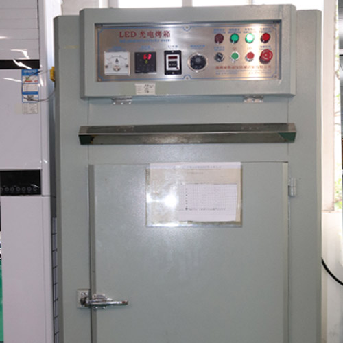LED photoelectric oven