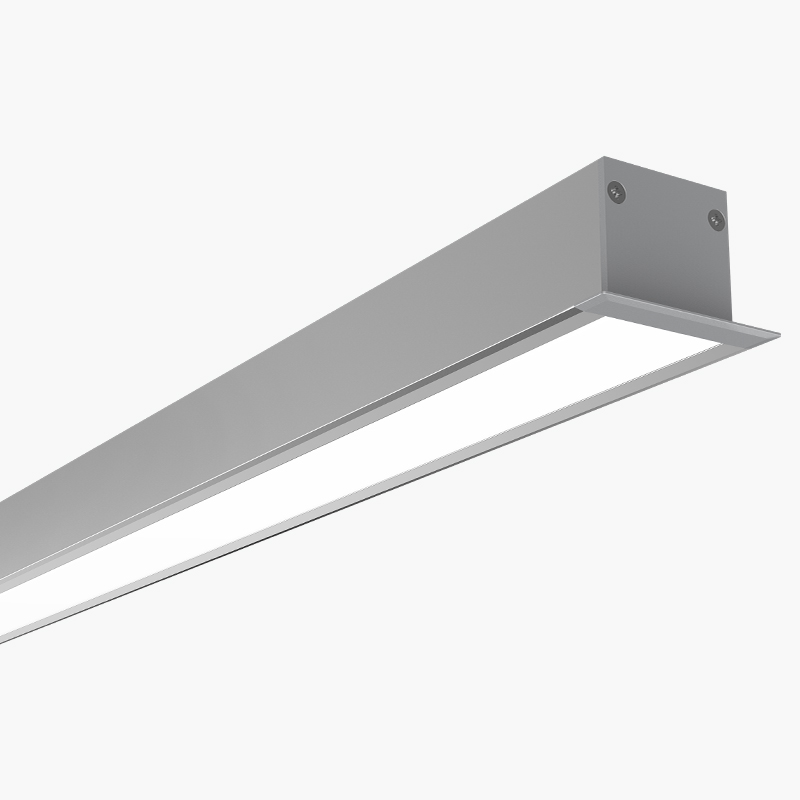 Recessed linkable led linear light CK50