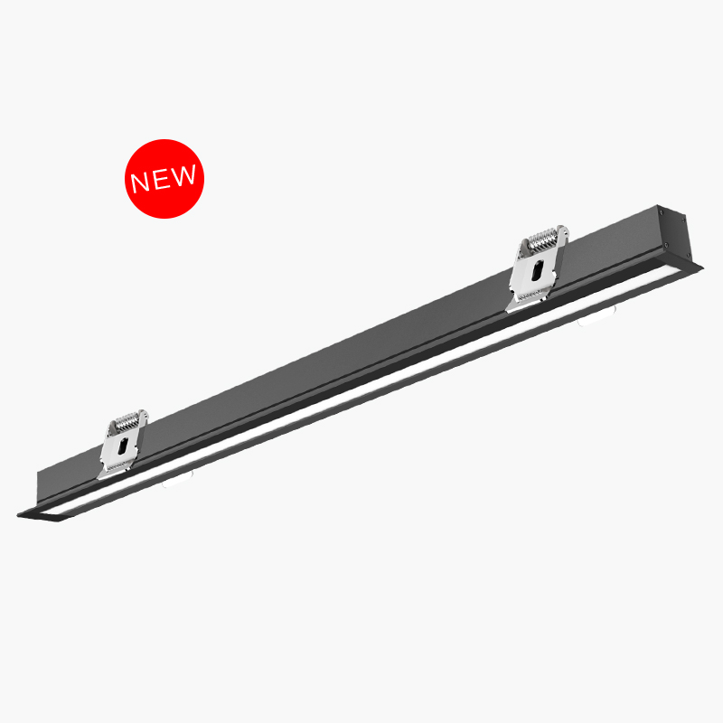 recessed linear light CF40-10-F