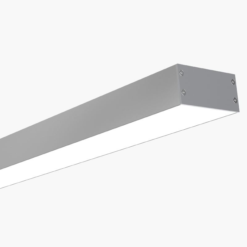 7535mm illuminazione lineare a led collegabile CU75