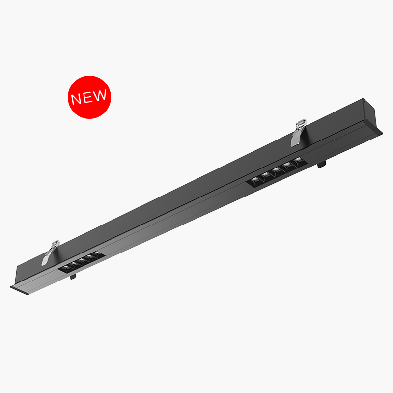 Recessed linear spot light CF40-10-2C