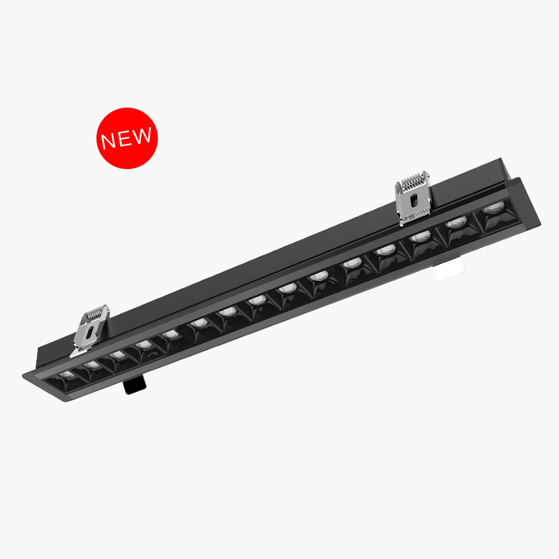 CREE XTE led recessed linear light spot  CK40-02