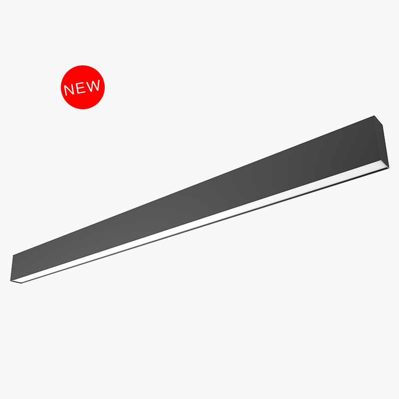 linear light pmma cover CR40-10-F