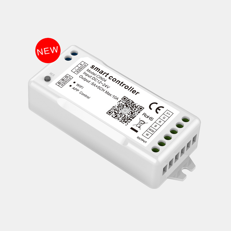Contrôleur led intelligent wifi CL-CIN-04