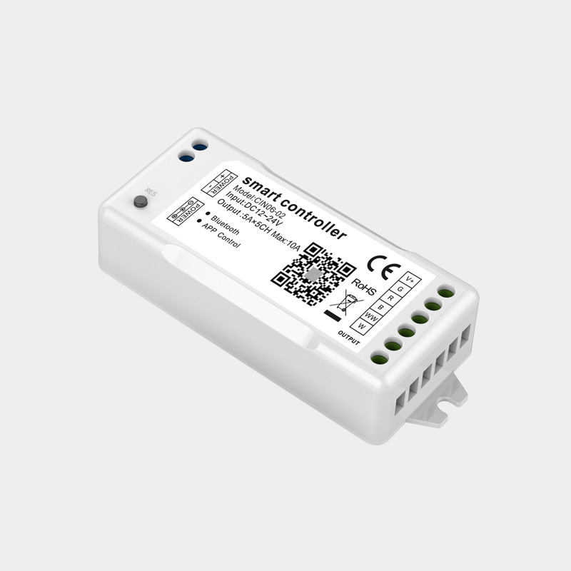 Contrôleur LED intelligent Bluetooth CL-CIN02
