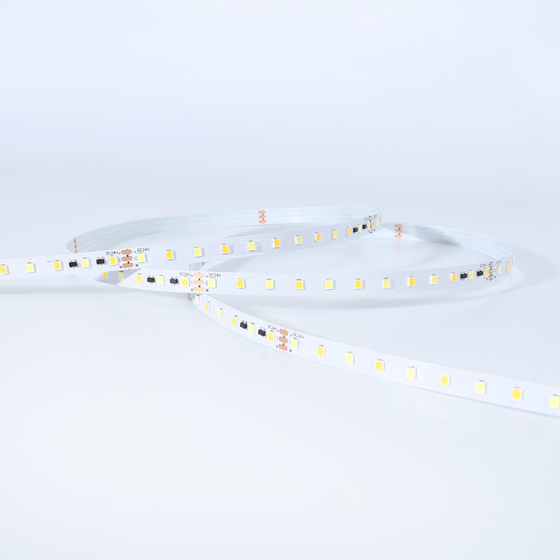 SMD  2835 constant current ultra long led strip 120 led per meter