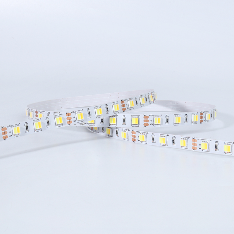 SMD 5050 CCT adjustable led strip