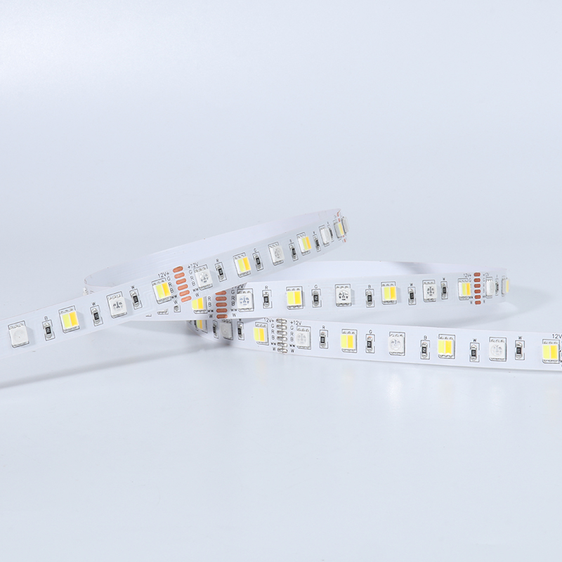 5050RGB+W+W flexible LED strip
