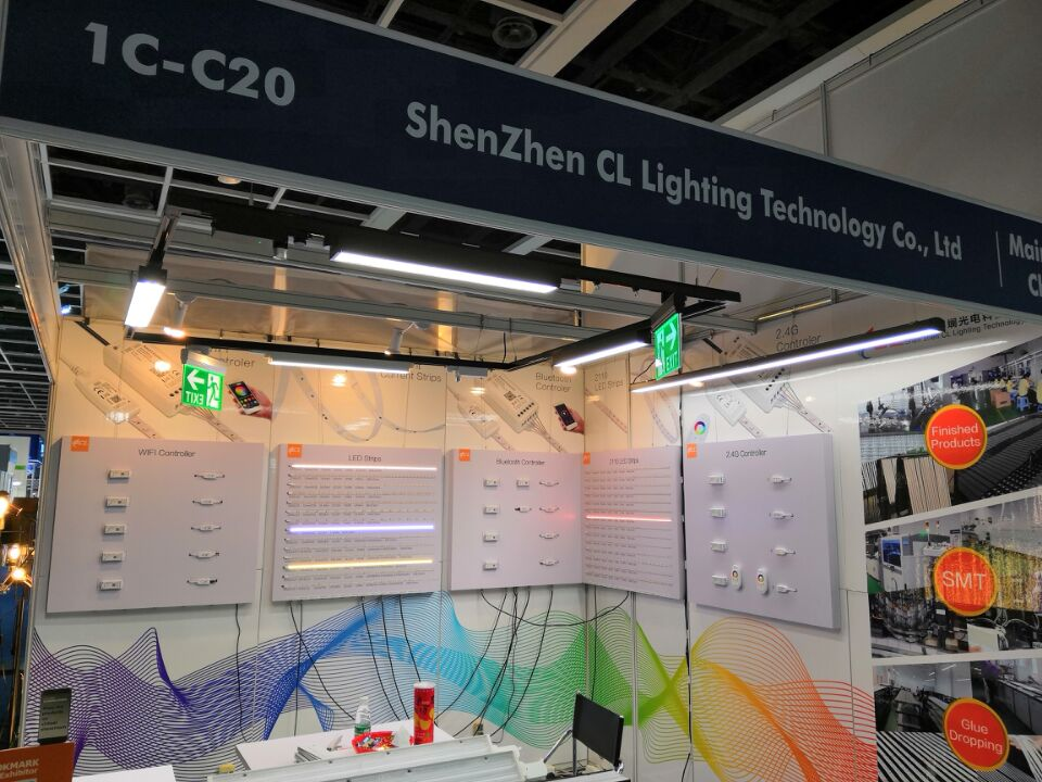 CL الإضاءة: 2019 Hong Kong Spring Lighting Fair Review