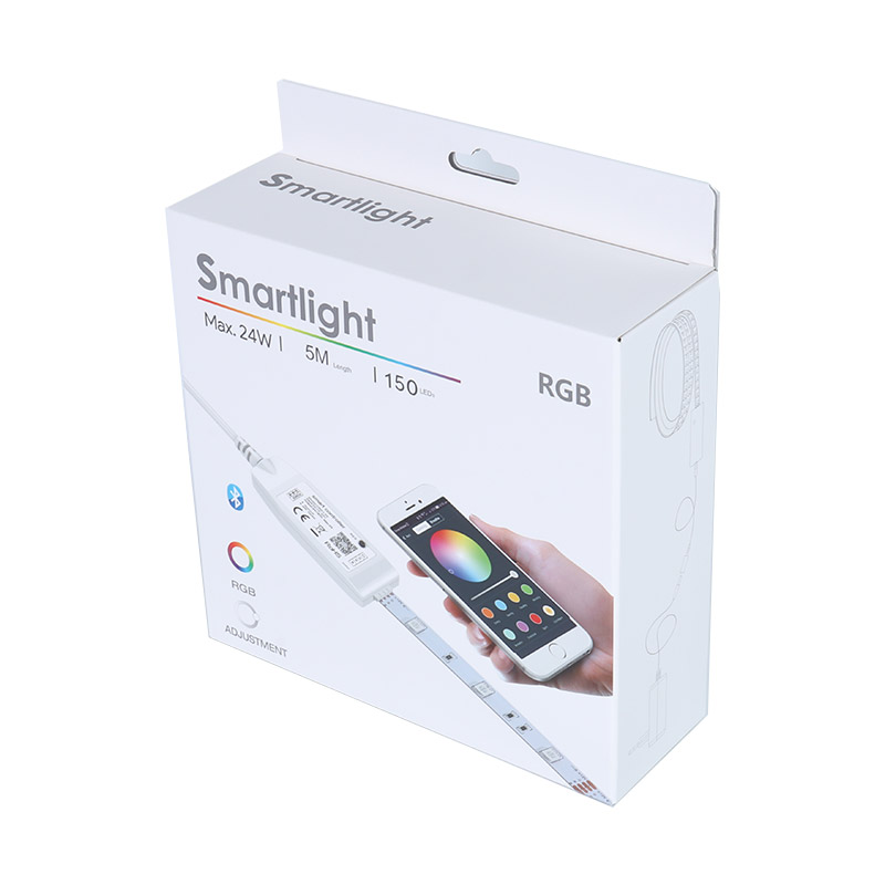 Kit di colori bluetooth a strisce LED intelligenti 5