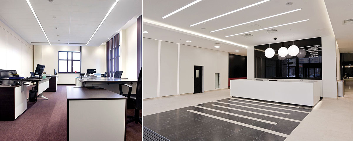 Cl 7075 recessed linear light home cl lighting focus on led application for recessed led line lamp light aloadofball Gallery