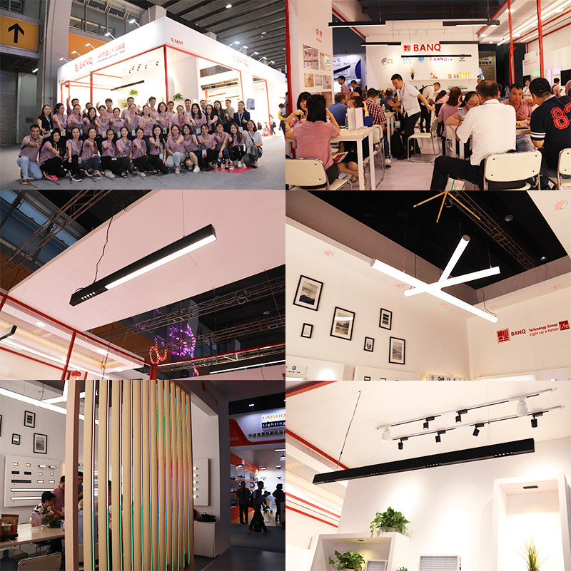 banq light build 2018 guangzhou