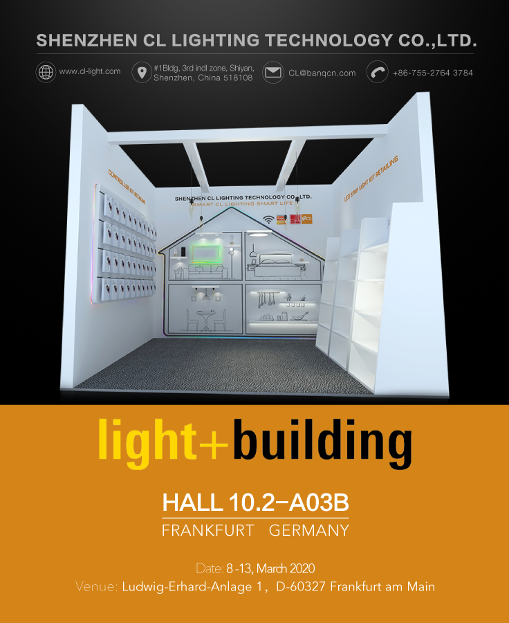 Follow CL to the top 5 Lighting Fair in the world